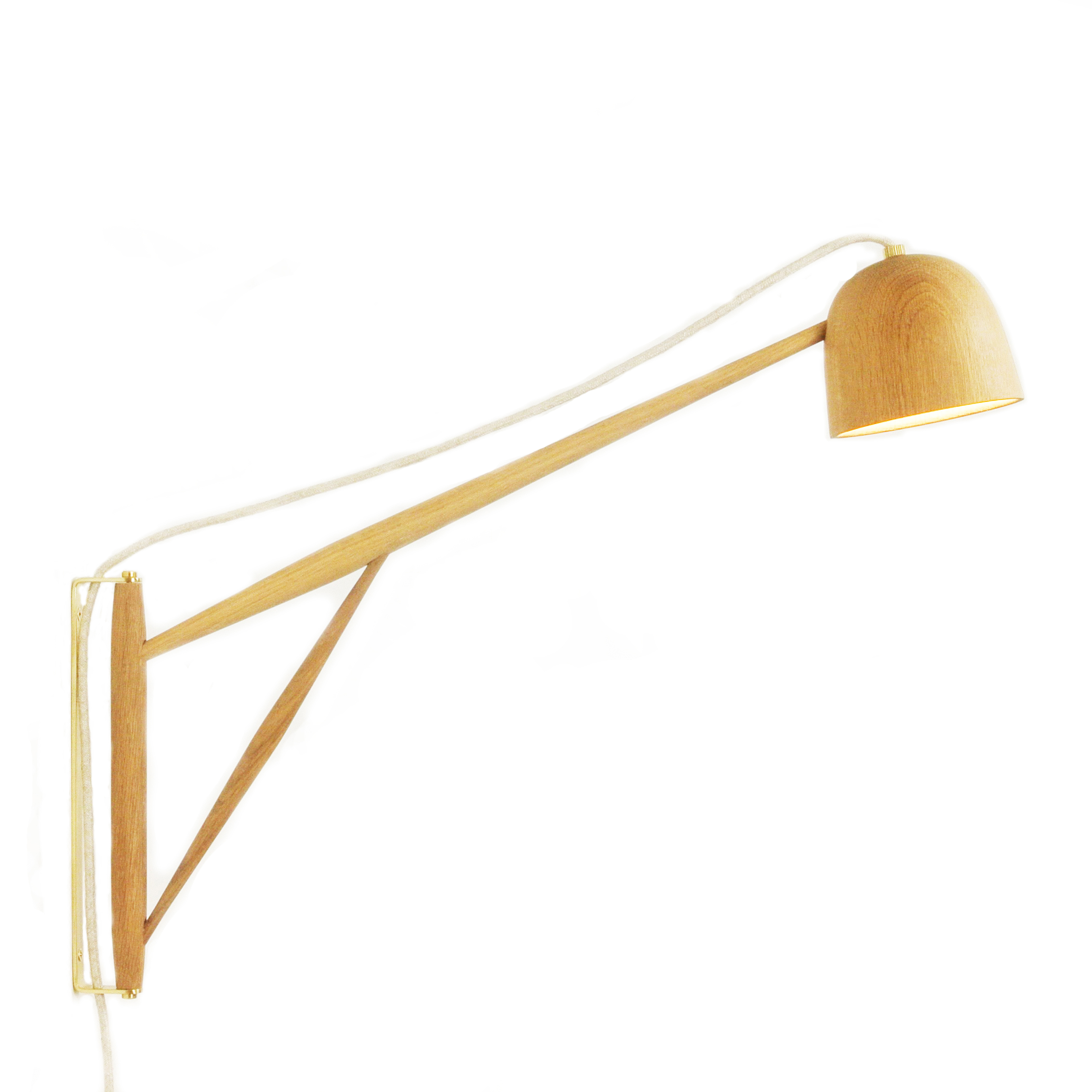 crane wall swing lamp 1